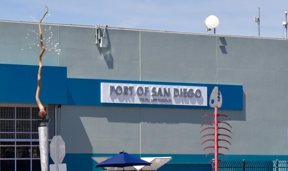 san diego cruise ship terminal