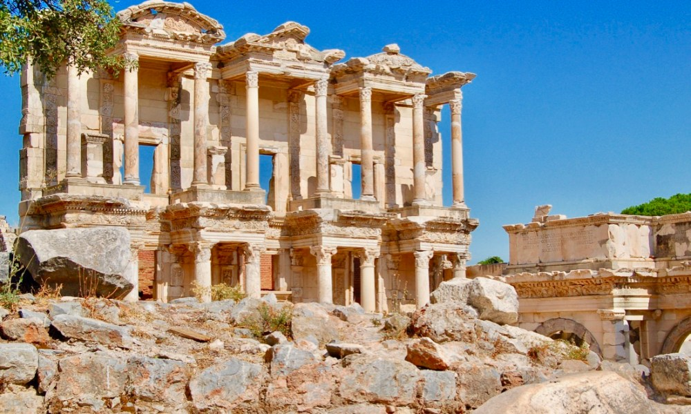 Memories of Kusadasi, Turkey: Ephesus, Mary's House & The Temple of Artemis