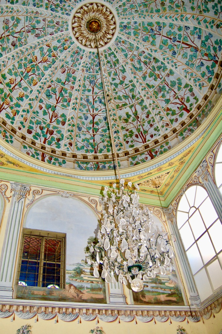 topkapi-palace-dome