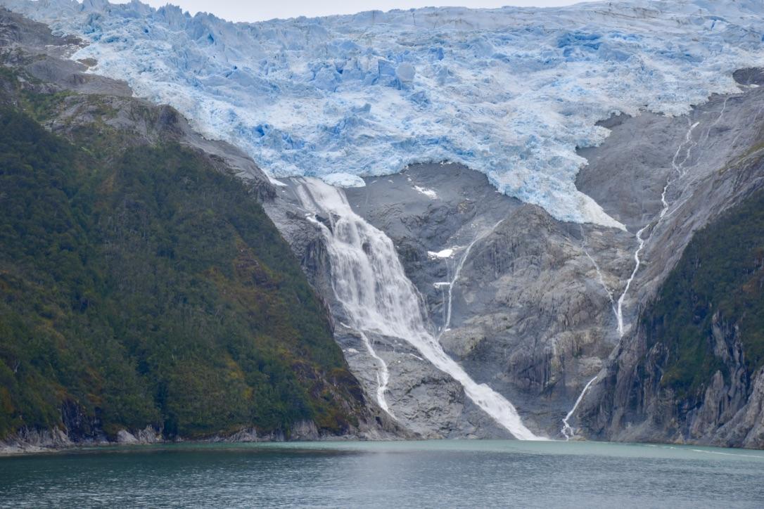 Romanche Glacier Beagle Channel.