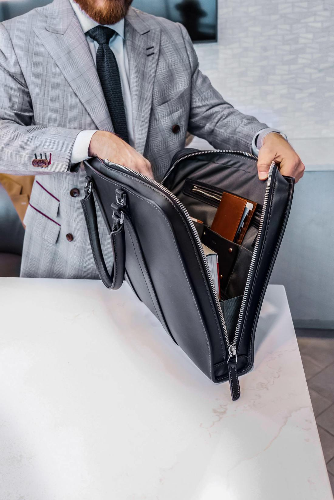 Opening the Palissy briefcase