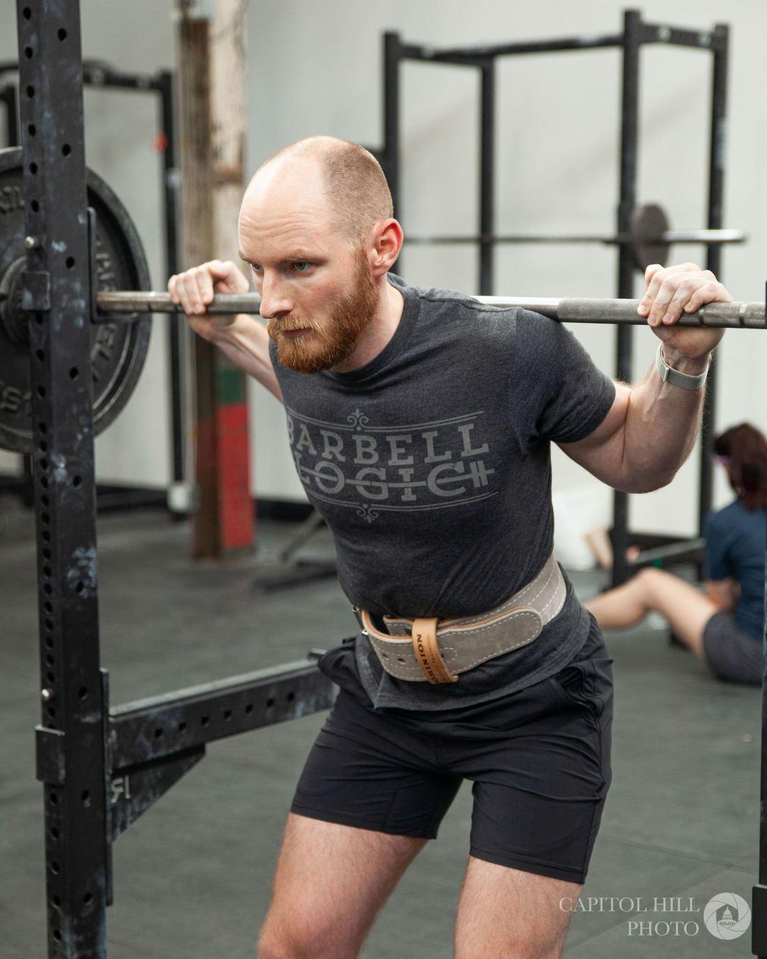 Dominion Strength belt