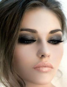 beautiful smoke eye