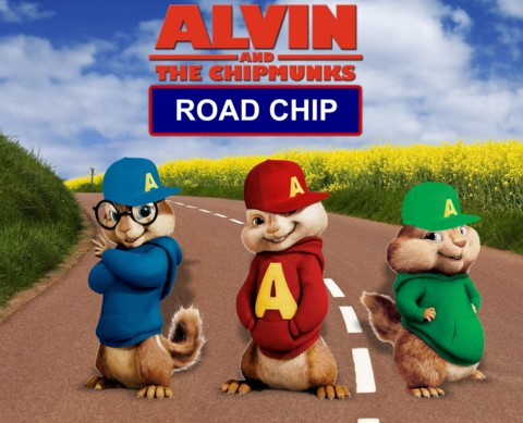 Alvin and the Chipmunks hits our shores! *WIN a trip to Miami with Shell!
