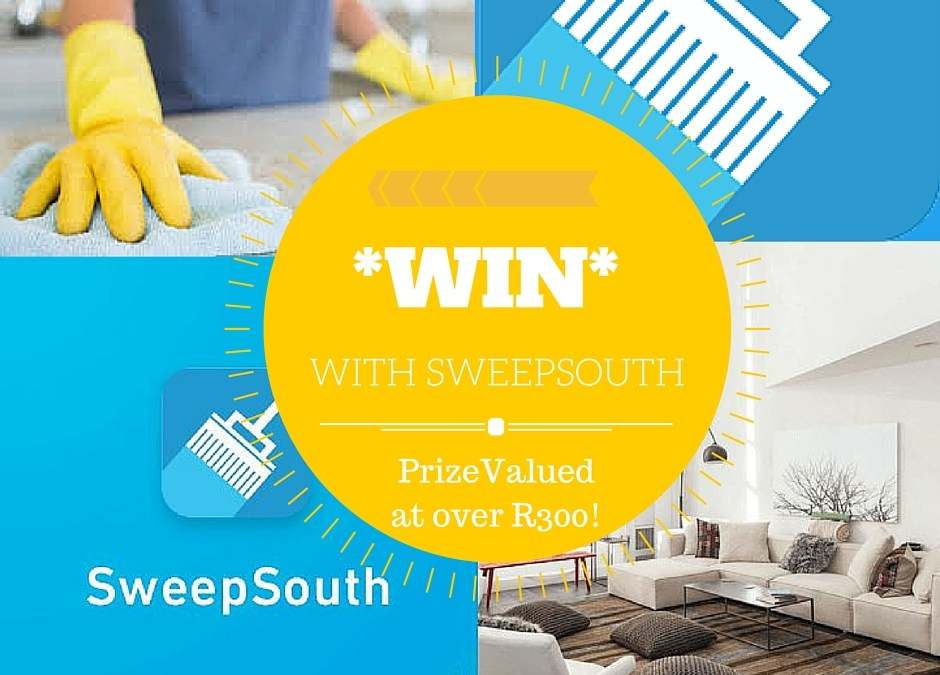 SweepSouth: The UBER Of House Cleaning + WIN An 8 Hour Cleaning Voucher!