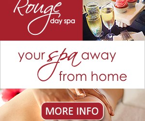 A Special Baby Shower Ceremony at Rouge Day Spa