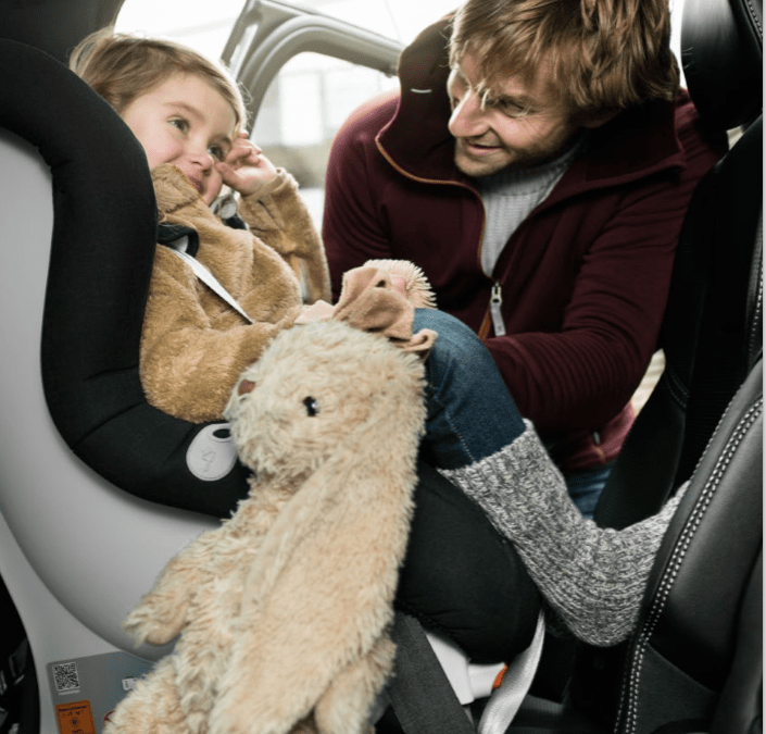 To The Mom Who Won't Get on Board #CarseatFullstop, This Is For YOU.