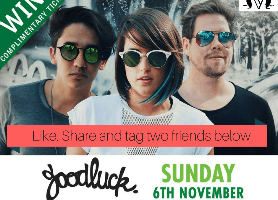 Win DOUBLE Tickets To See Goodluck LIVE At Vergenoegd Summer Concerts