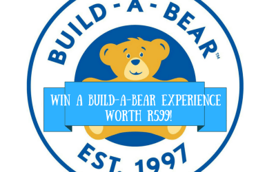 Our Build-A-Bear Experience Was Magical PLUS *WIN Yours worth R599!