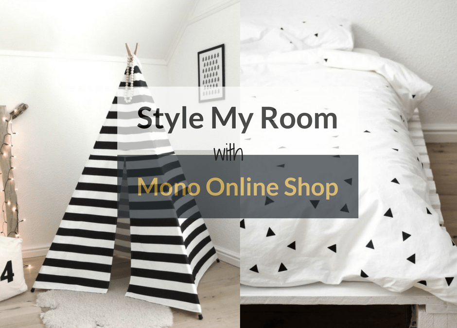 Style My Room With Mono Online Shop + WIN a linen set!