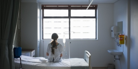 A Trip To The ER Which Resulted In a Four Night Hospital Stay