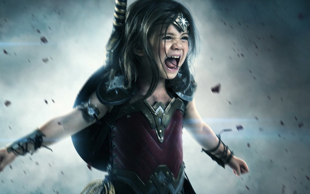 Things Wonder Woman Reminded Me About Raising a Strong Daughter