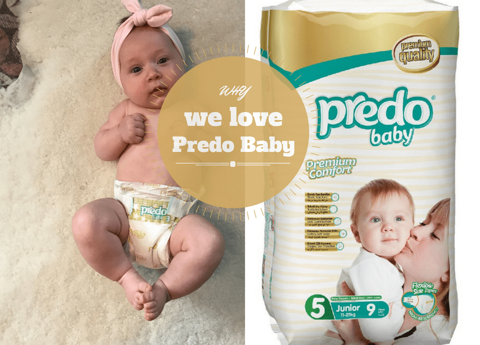 Why We Love and Trust Predo Baby Nappies!