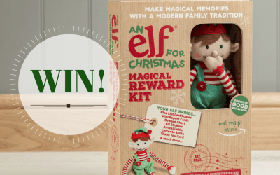 Elf For Christmas Has Hit Our Shores PLUS *WIN A Kit Worth R495!