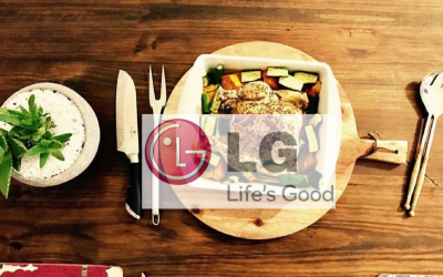 LG's New NeoChef Microwave Oven Is Saving Moms Time And Sanity!