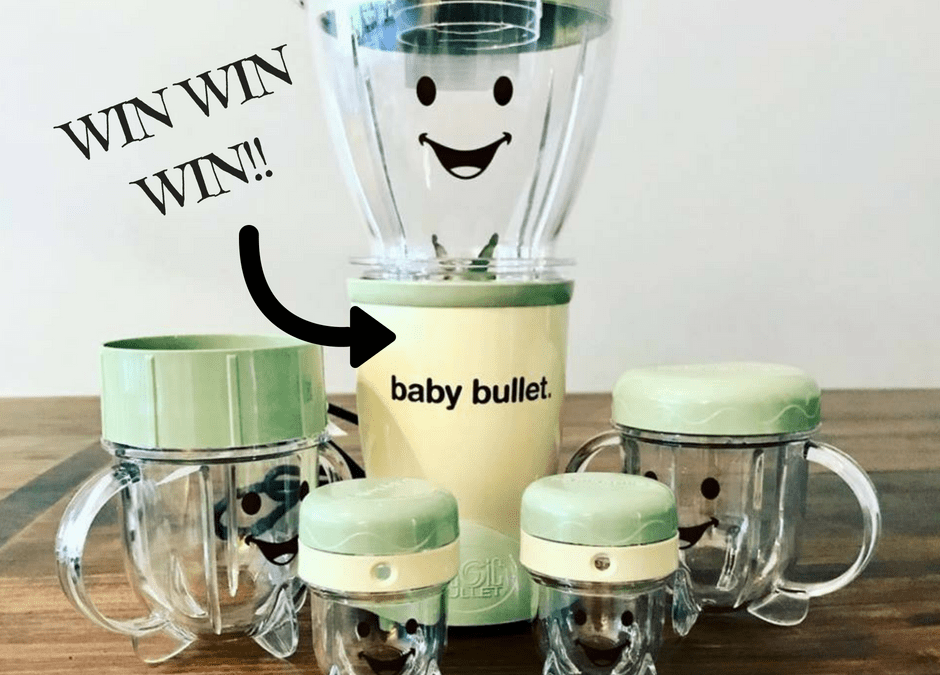 What We Love About The Baby Bullet + *WIN* One Worth R1599!