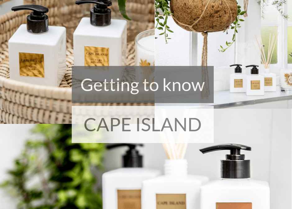 Getting To Know Cape Island