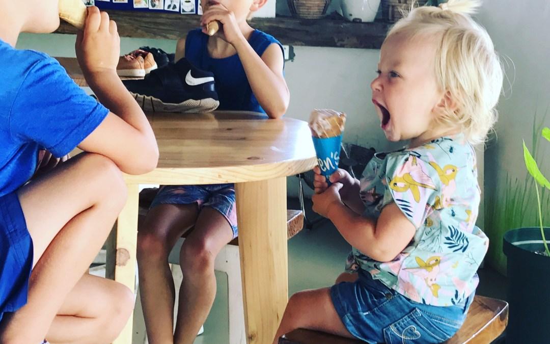 My Beautiful, Upside Down, Messy Life With Three Kids