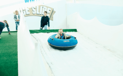The Ice Slides Are Back These Holidays + *WIN* tickets!