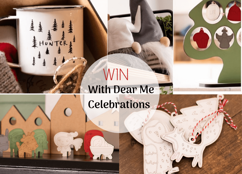 Countdown To Christmas + *WIN* a Christmas Tree & Decorations!
