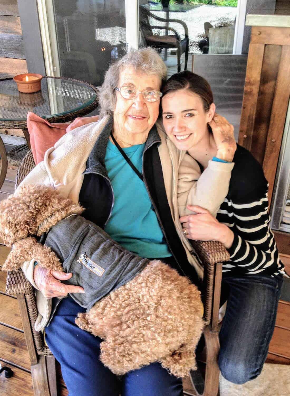 3 Life Lessons Straight from Grandma's Heart | #grandma #grandmagifts #grandparents #family #newmom #sponsored