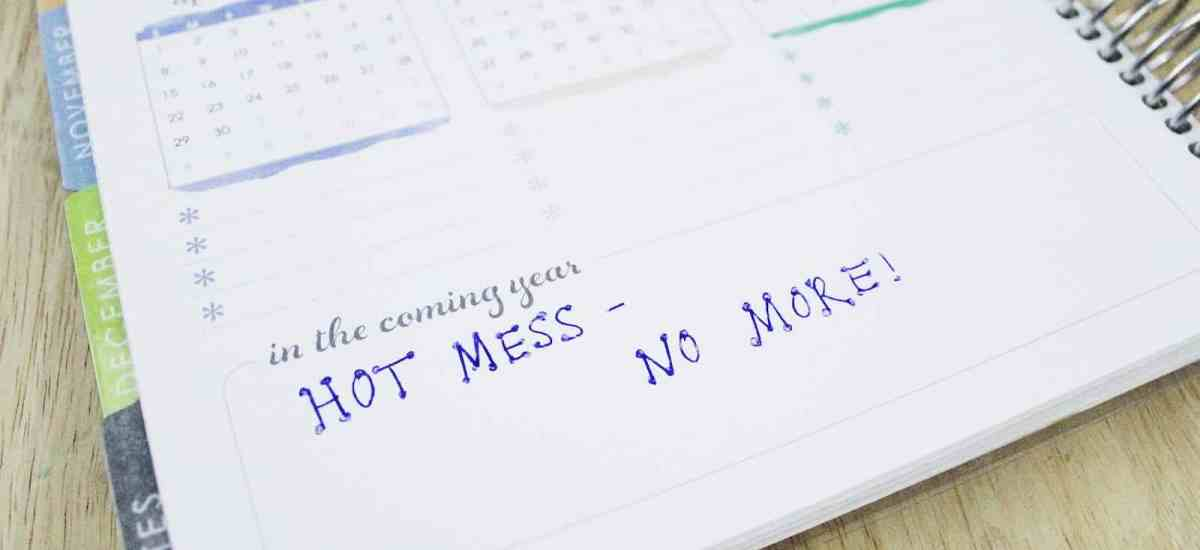 From Hot Mess to Happy: One Mom's Plan to Overcome the Chaos