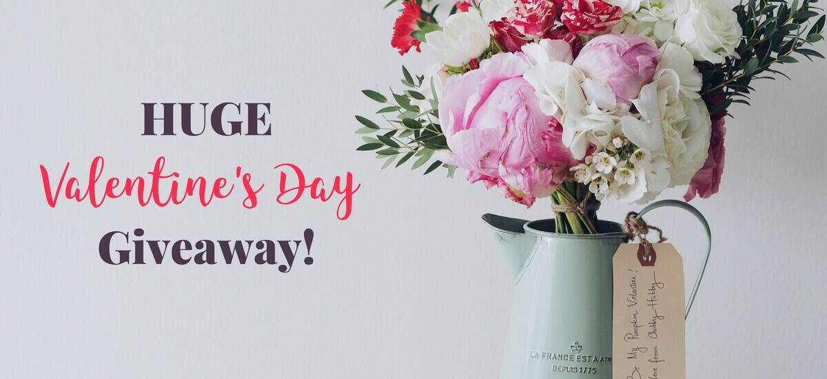 Valentine's Day Giveaway: 24 Subscription Boxes for 24 Winners!