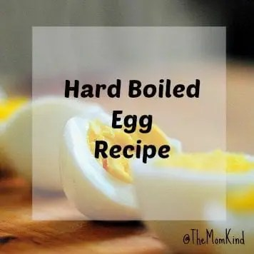 Oven Hard Boiled Eggs Recipe