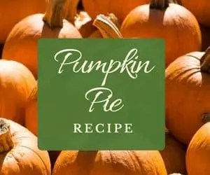 Pumpkin Pie Recipe From Scratch- Easy and Delicious