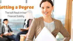 4 Tips to Getting a Degree That Will Result in Good Wages after Graduation
