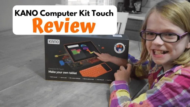 Is kano worth it? Check out this kano computer kit touch review to find out! #coding #kano #productreview @themomkind