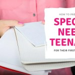 Getting that first job is always exciting! Check out these 5 Great Tips for How to Prepare Your Special Needs Teenager for their First Part Time Job.