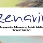Zenaviv - Empowering & Employing Autistic Adults through their Art