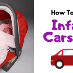 To successfully install an infant car seat, you will use one of two safety systems. The first option uses the seatbelt to secure the car seat. The second option uses the LATCH (Lower Anchors and Tethers for Children) system which employs the anchors located at the bight (where the seat and seat back meet) of the seat. There is so much to learn, but we have it all in one spot for you.