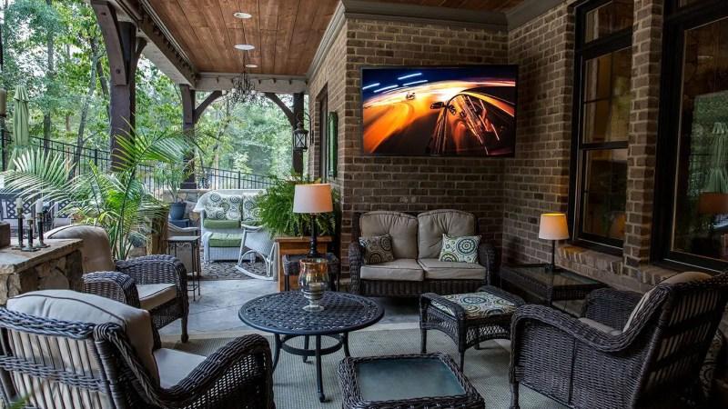 Making Summer Better with Veranda Series of SunBriteTVs