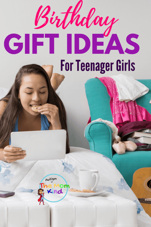 Birthday Gift Ideas For High School Girls The Mom Kind