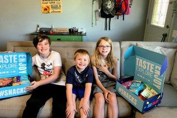 Snacking Made Easier: A Variety Fun Subscription Review