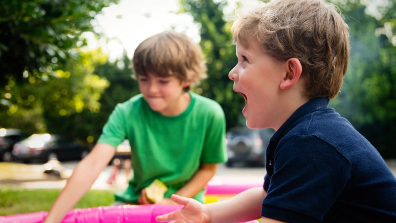 There are several ways you can make your backyard a safe haven for your child on the autism spectrum. Check out these great tips.