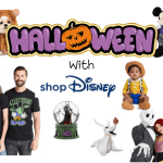 This fantastic post rounds up the spooky and adorableness of ShopDisney's Halloween Collection for 2019. #halloween2019 #disney