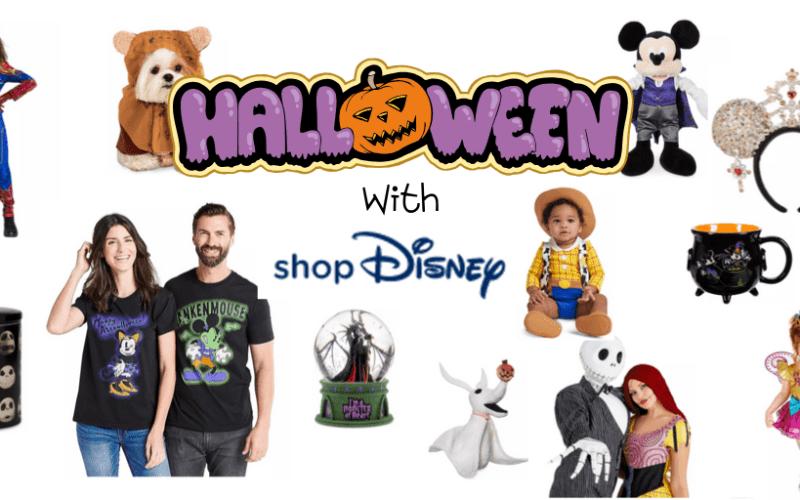 The Ultimate ShopDisney Halloween Roundup 2019