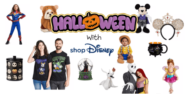 This fantastic post rounds up the spooky and adorableness of ShopDisney's Halloween Collection for 2019.  #ad @ShopDisney #halloween2019 #disney #disneylove #disneymagic #waltdisney #disneyprincess #mickeymouse #disneyphoto #disneylife #disneyfan #mickey #disneyaddict #disnerd #starwars #halloween