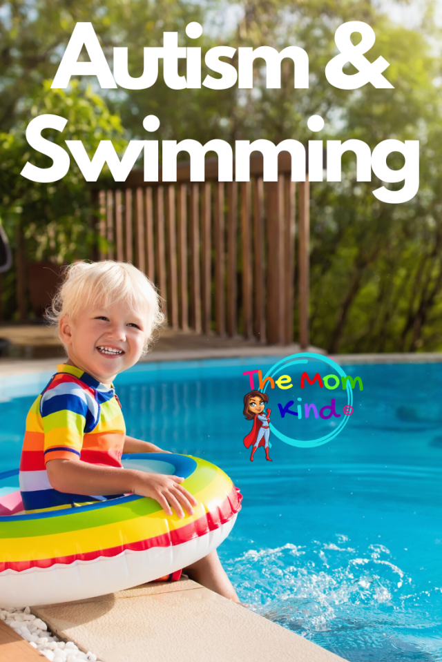 Water can be a scary thing when your have autistic children.  Learn about Swimming and Autism: Benefits, Risks and What Parents Should Know!