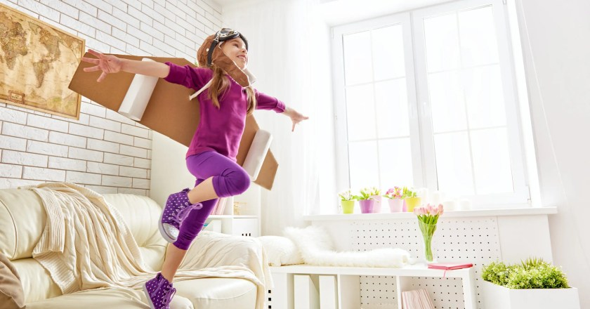 Benefits of Children Playing Dress-up