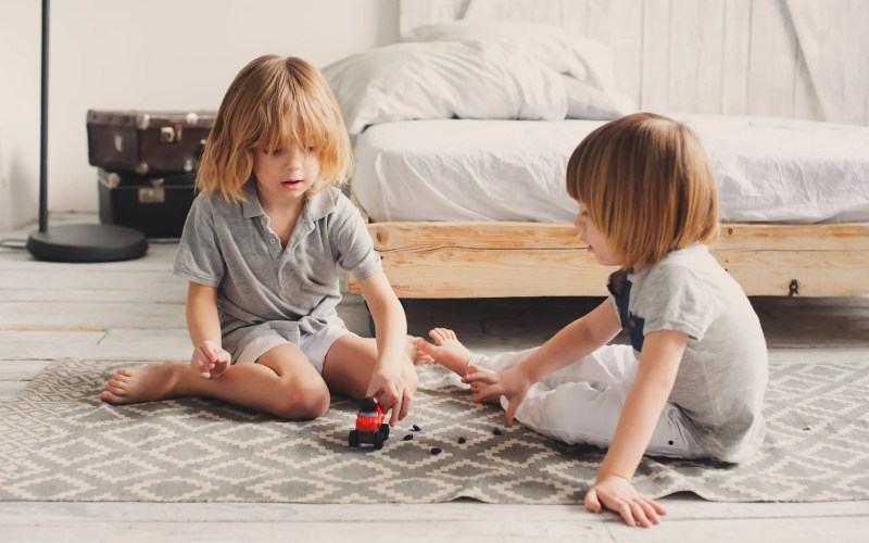 5 Tips for Having Kids Share a Room