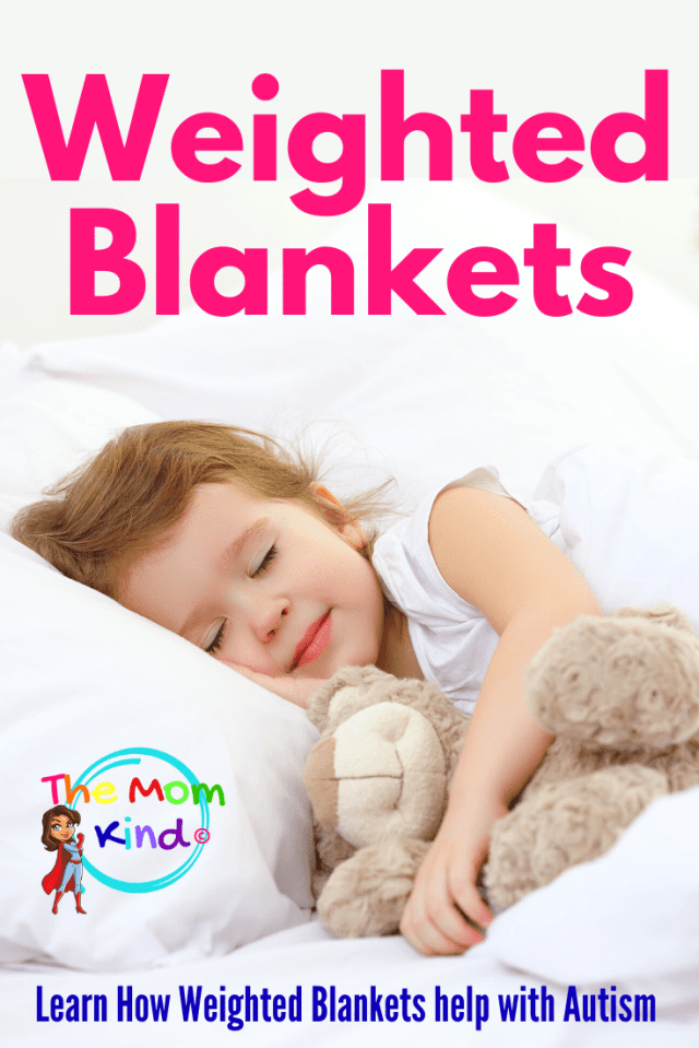 Many products are now created to help people with Autism Spectrum Disorder (ASD) sleep soundly. Learn how weighted blankets help with autism