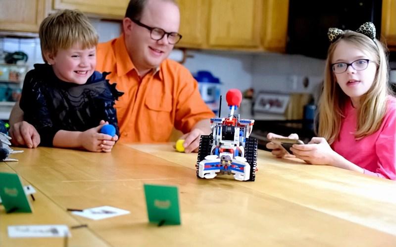 Create Magic with the JIMU Robot ChampBot Kit by UBTECH Robotics