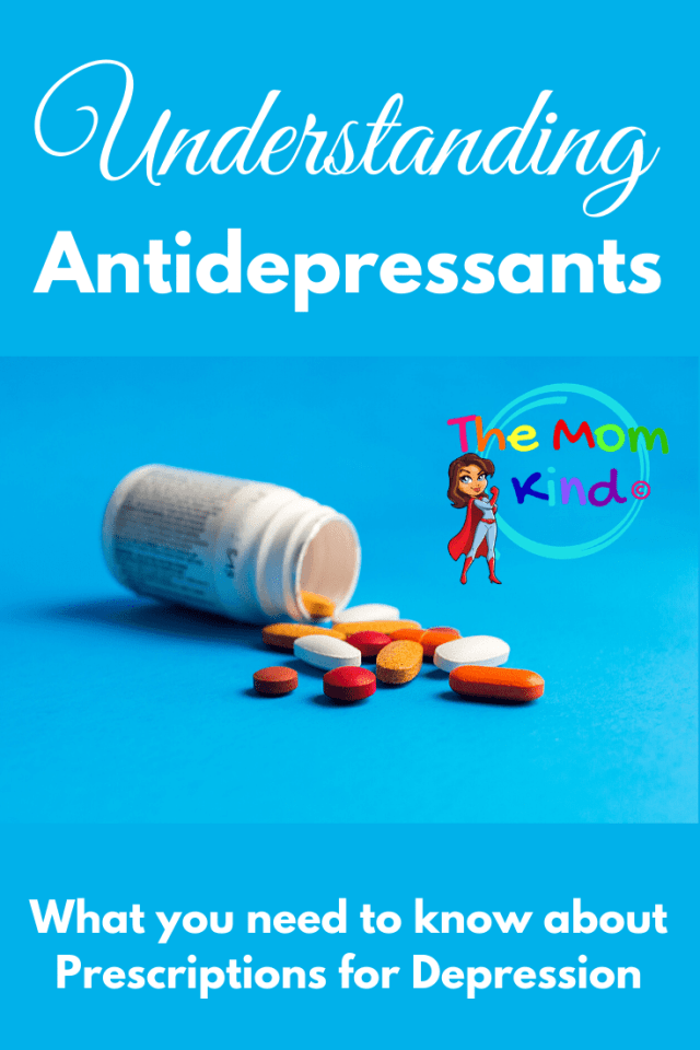 How can you incorporate medication into your mental health treatment program, along with therapy? Learn how to get prescribed antidepressants #depression #anxiety #mentalhealth