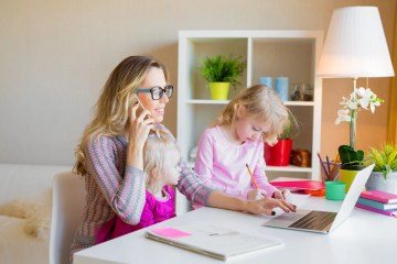 Financial Advice for Stay at Home Moms