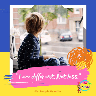 Do you want to discover some amazingly inspirational autism quotes or autism mom quotes? Then you are in luck! These 47 autism quotes will provide you with inspiration, education, & information.  #autismquotes #autismacceptance #autismawareness #autismmom