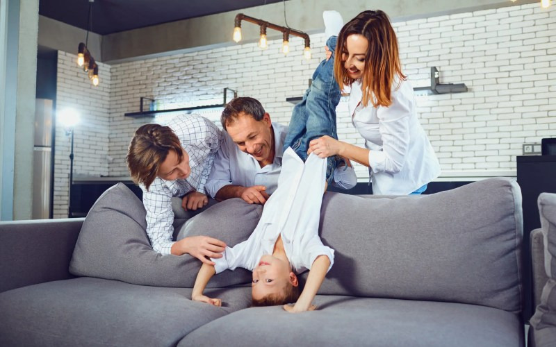 Tips to Create The Perfect Family Room & Help Kids Unplug